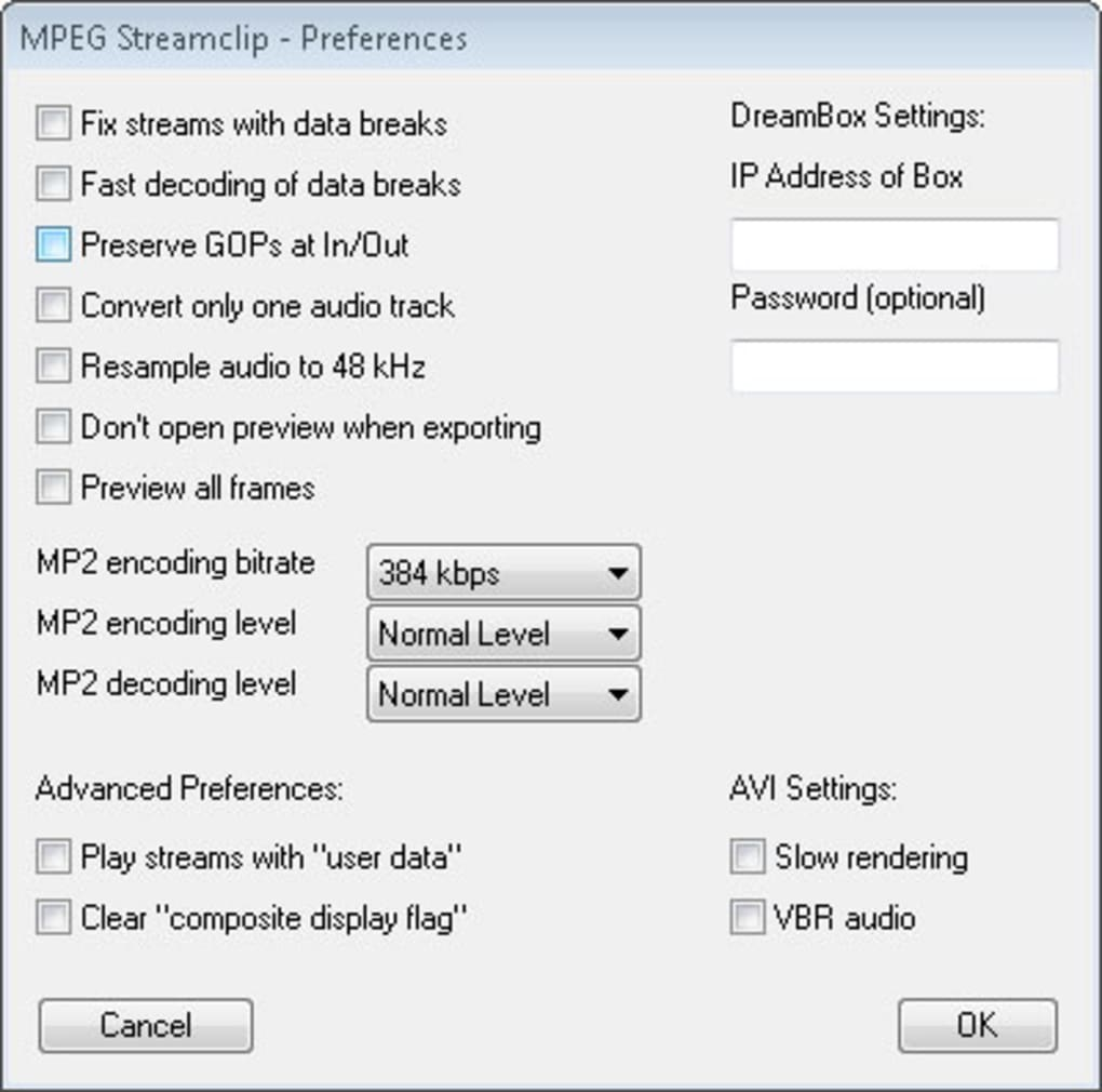 mpeg streamclip francais windows