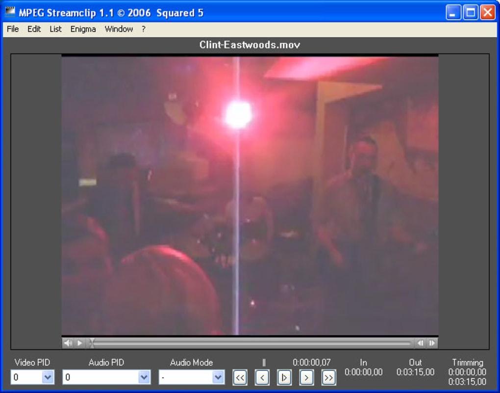 MPEG WINDOWS 7 STREAMCLIP TÉLÉCHARGER