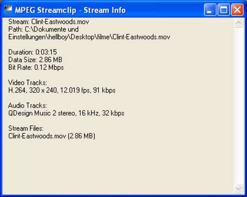 STREAMCLIP TÉLÉCHARGER 1.9.2 MPEG