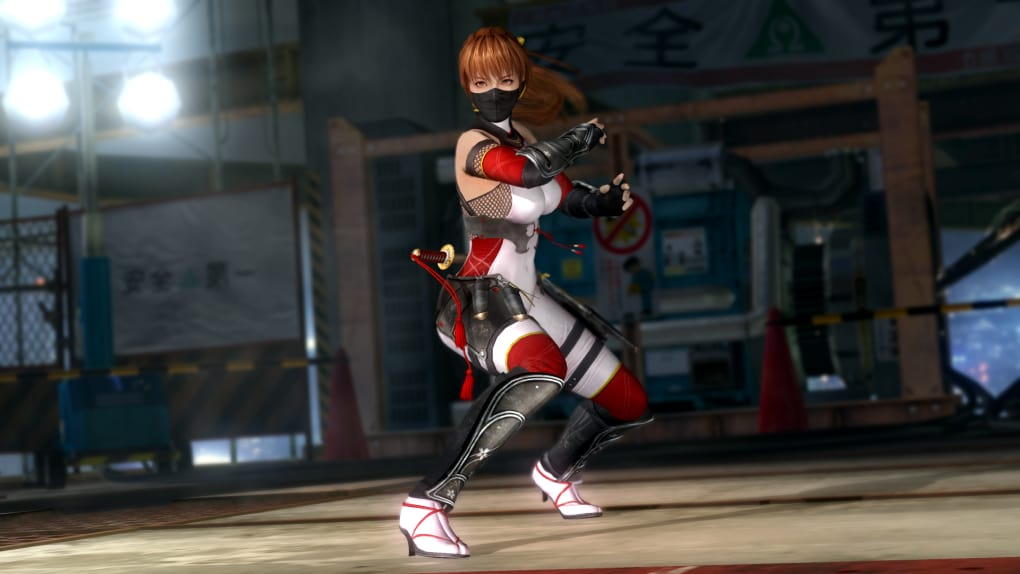Dead or Alive 5: The Last Round - Download