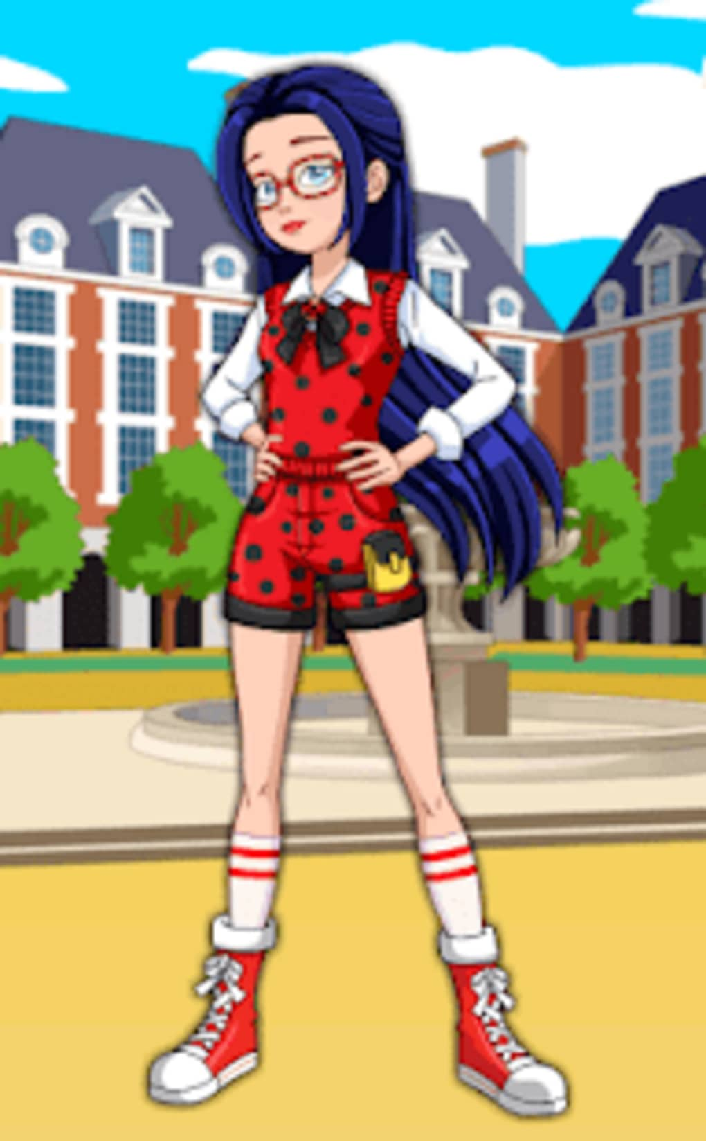Marinette Dress Up Fashion