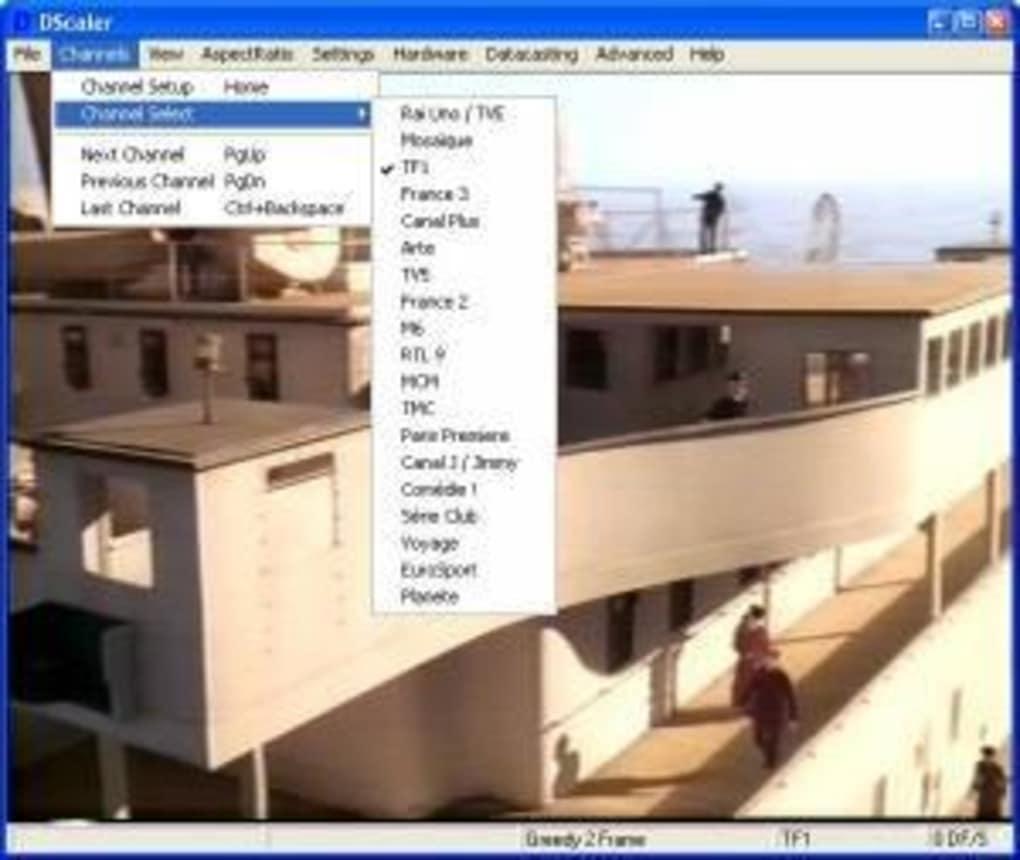 Download DScaler for Windows 7 free - Windows 7 Download