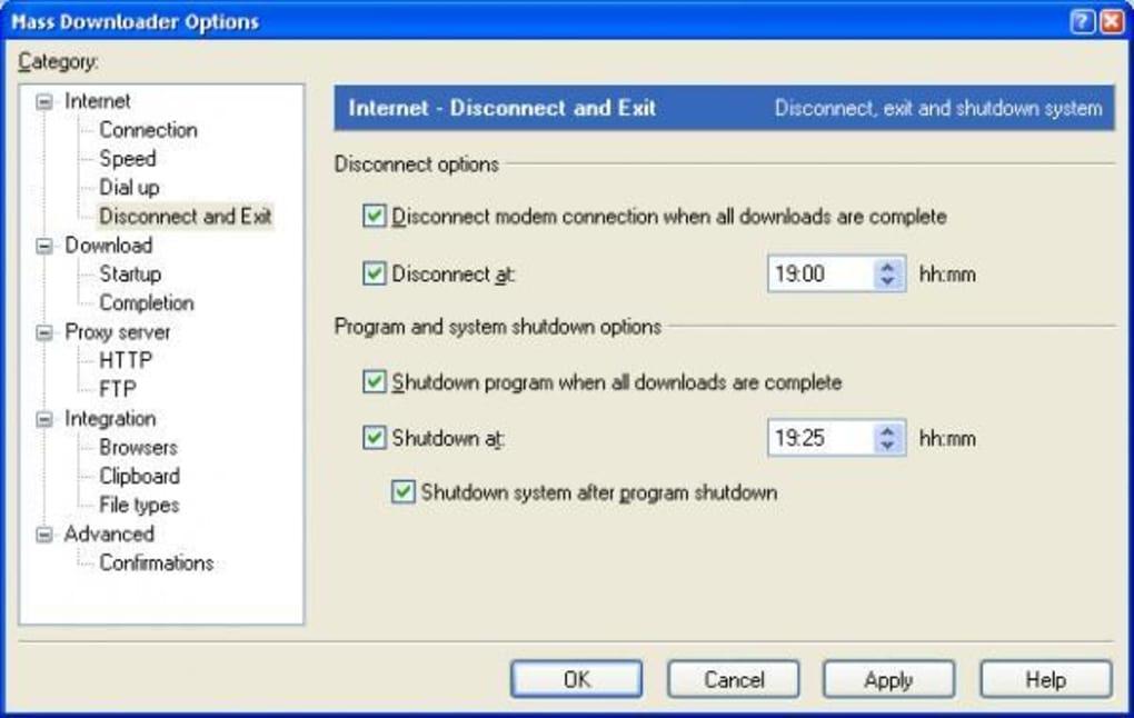 Mass Downloader - Download