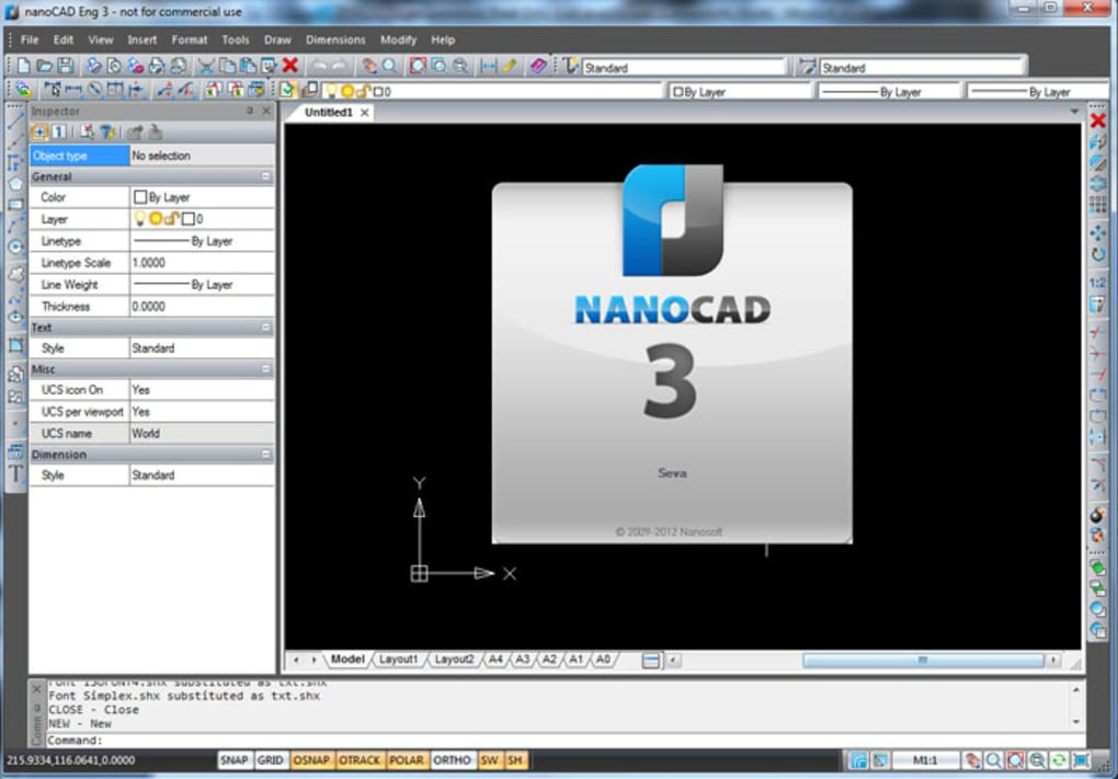 nanoCAD - Download