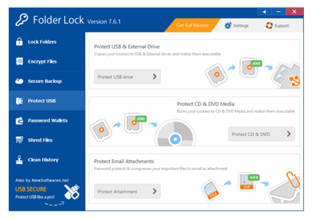 free folder lock for pc full version