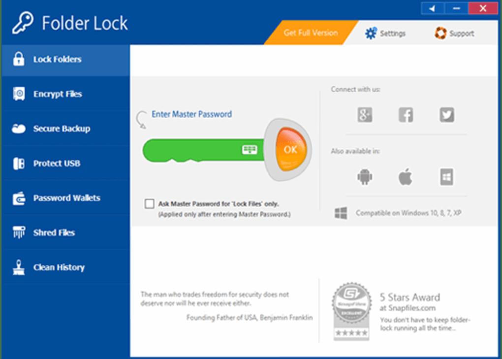 Folder Lock - İndir