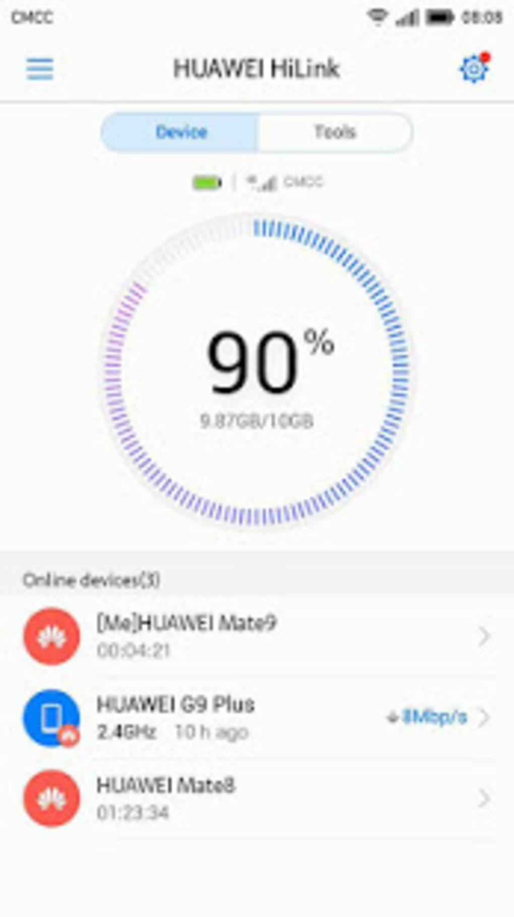 Huawei HiLink Mobile WiFi APK for Android - Download