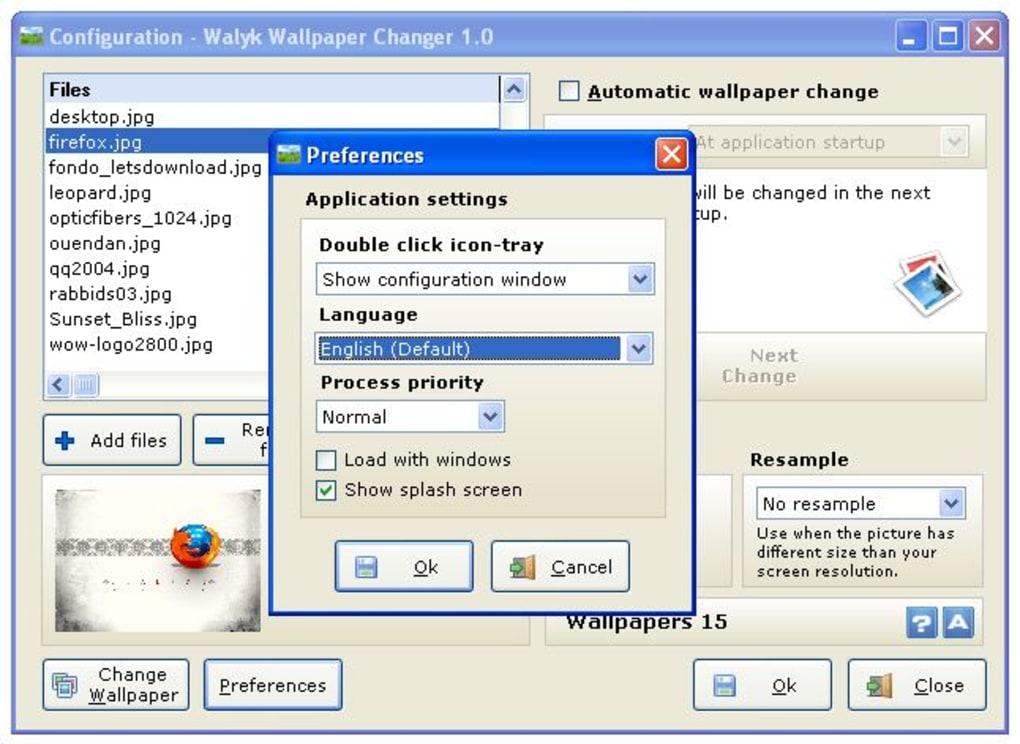 Walyk Wallpaper Changer Download