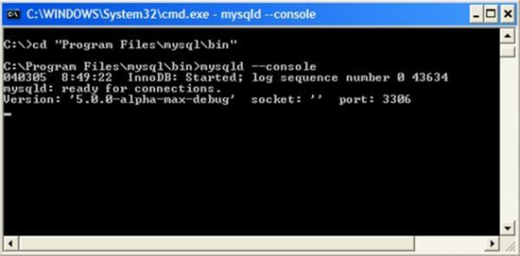 MySQL - Download