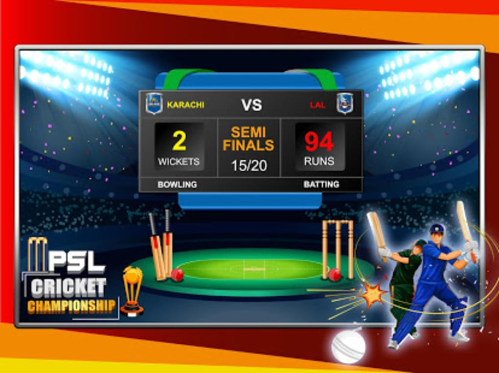 PSL Game 2019: Pakistan Cricket League T20 Game for Android