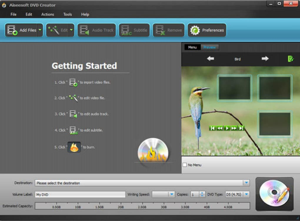 Aiseesoft DVD Creator - Download