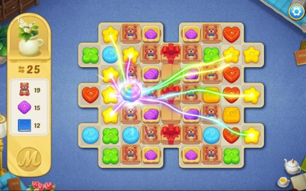 Matchington Mansion Match 3 Home Decor Adventure For Android Download
