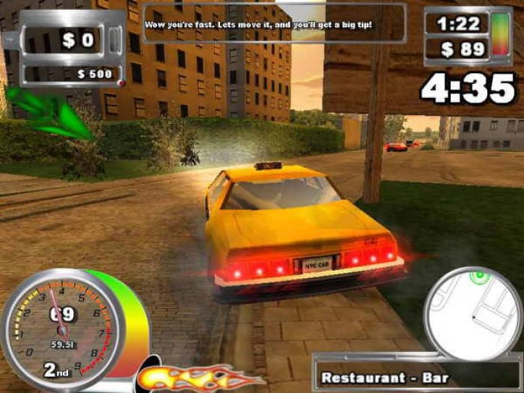 Taxi Driver Simulator - Friv Games - Free online games