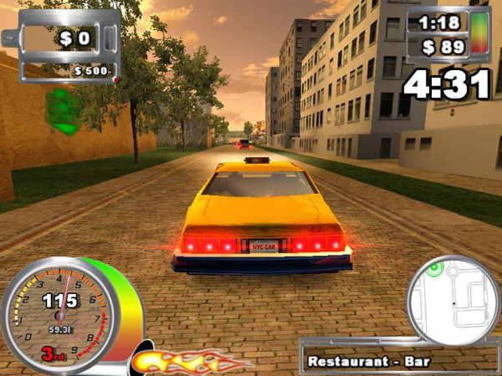 jeux crazy taxi 3 gratuit softonic