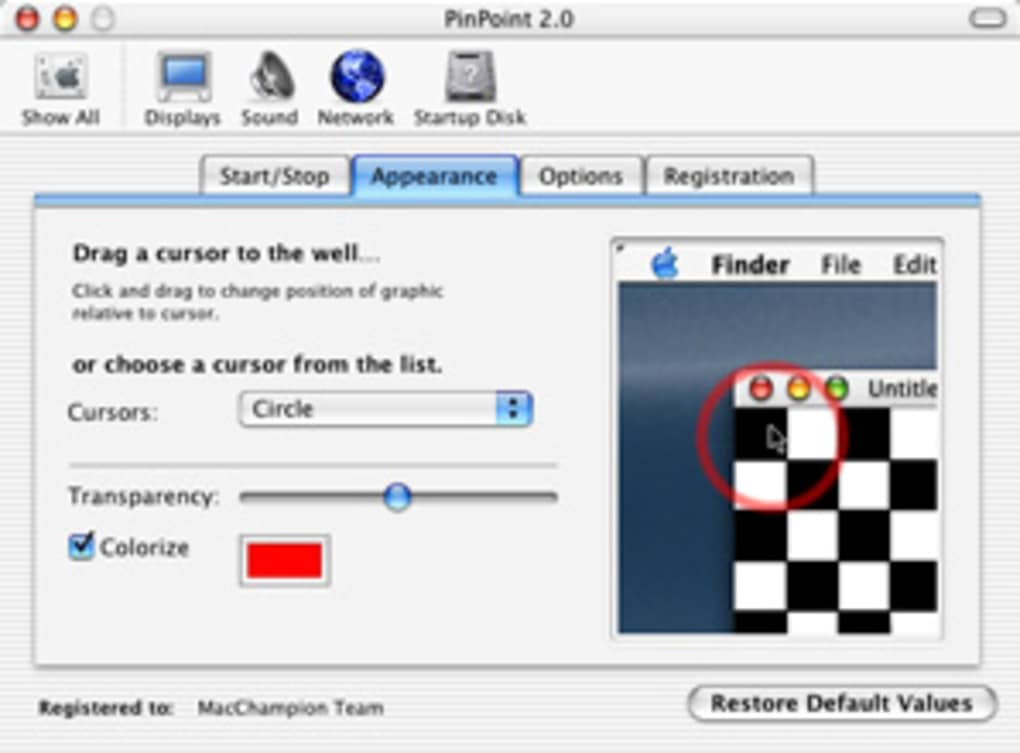 PinPoint for Mac - Download