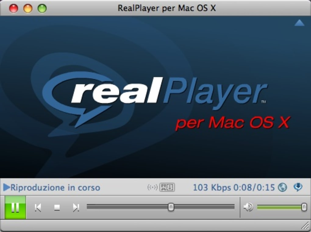 realplayer gratis in italiano