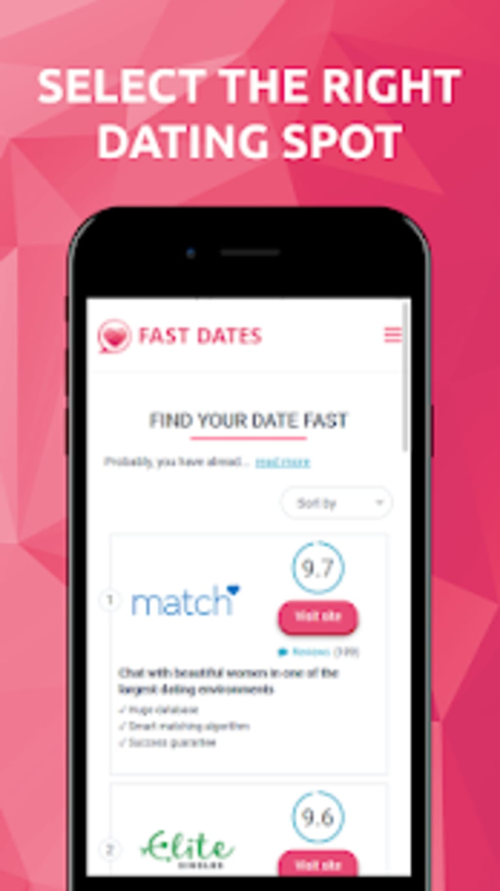 Fast phone dating