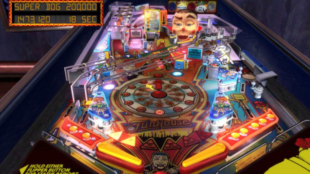 3d Virtual Pinball