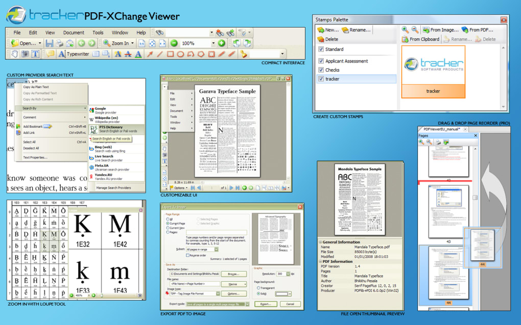 PDF-XChange Viewer - Download