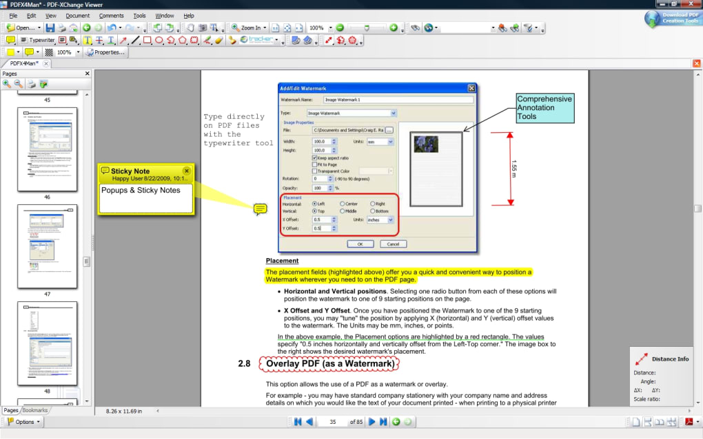 pdf xchange viewer comment ca marche