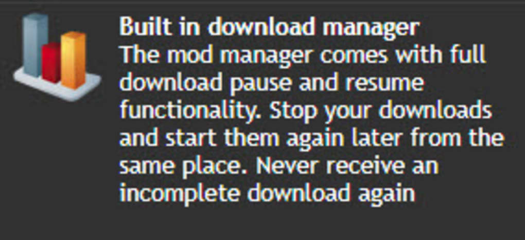 Nexus Mods Manager - Download