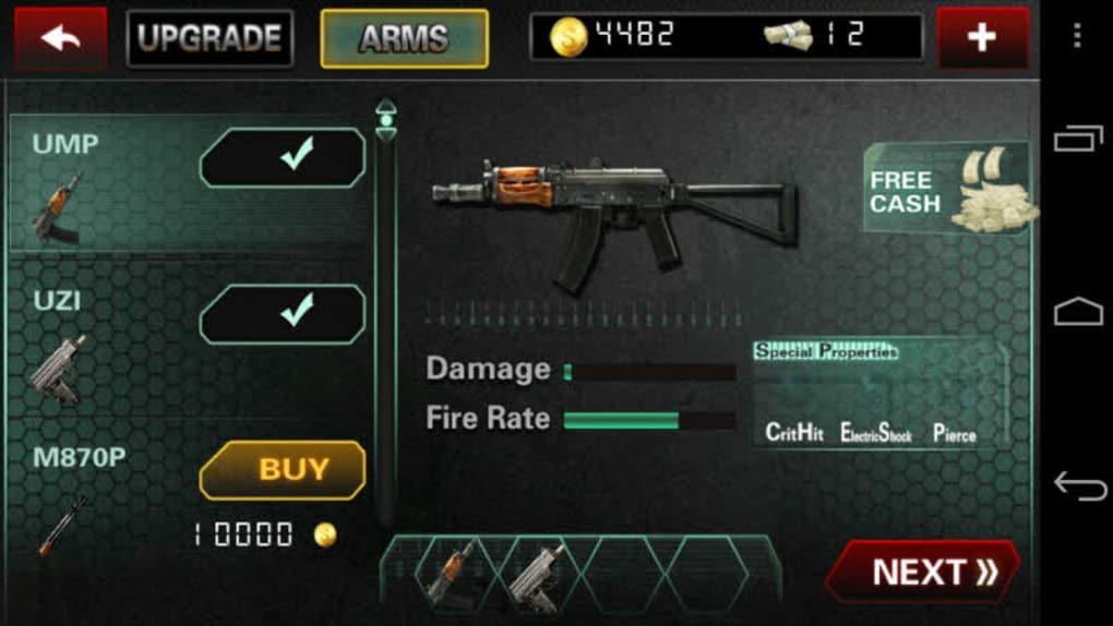 download zombie world war mod apk v 1.5