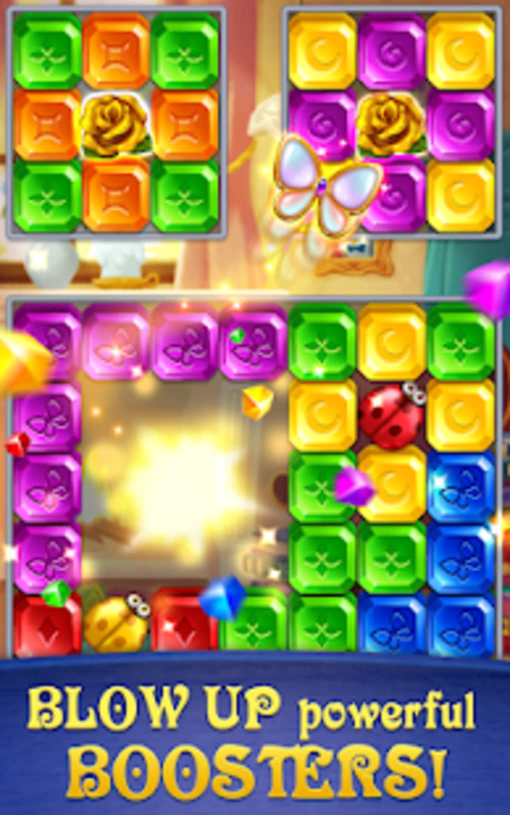 Gem Blast Magic Match Puzzle for Android - Download