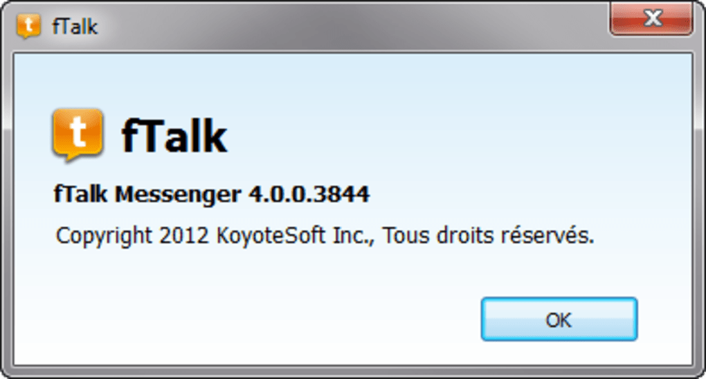 SOFTONIC GRATUIT FTALK TÉLÉCHARGER FACEBOOK