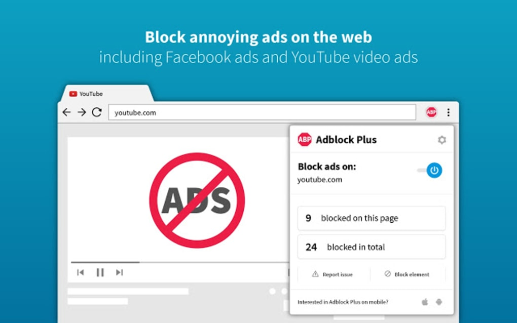 avast ad blocking
