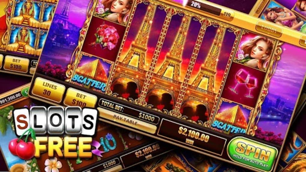 free casino game Slot Machine