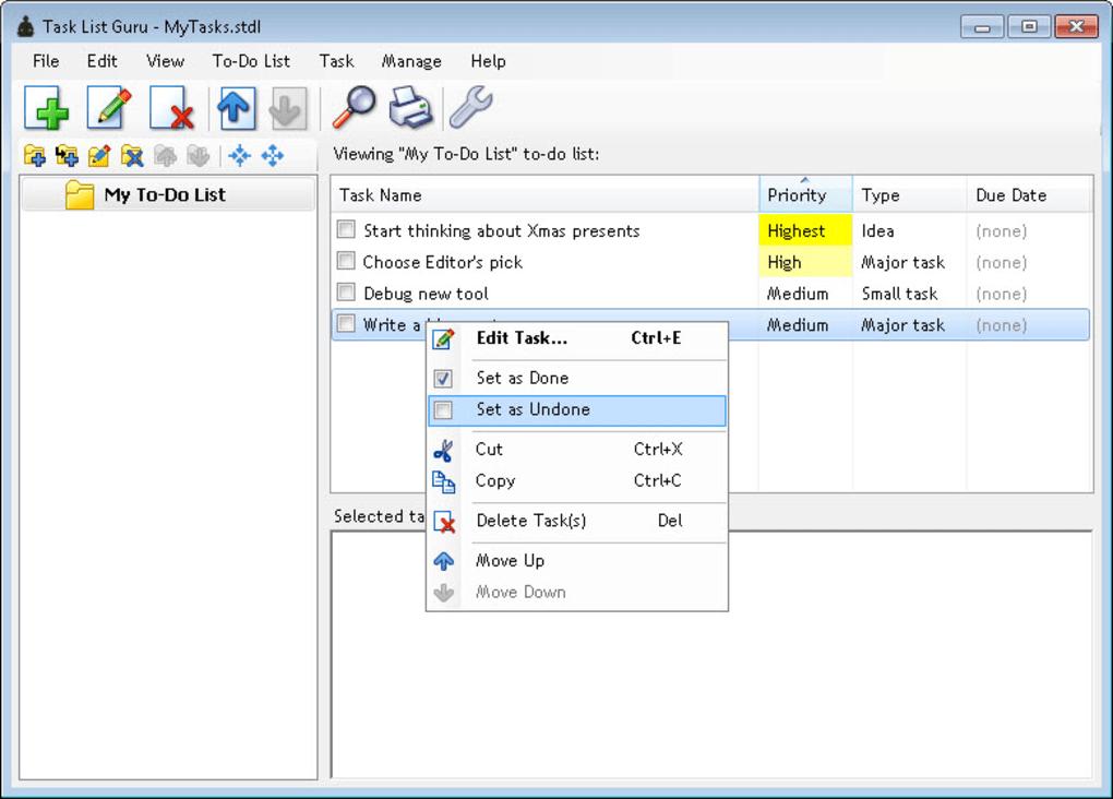 task list guru download