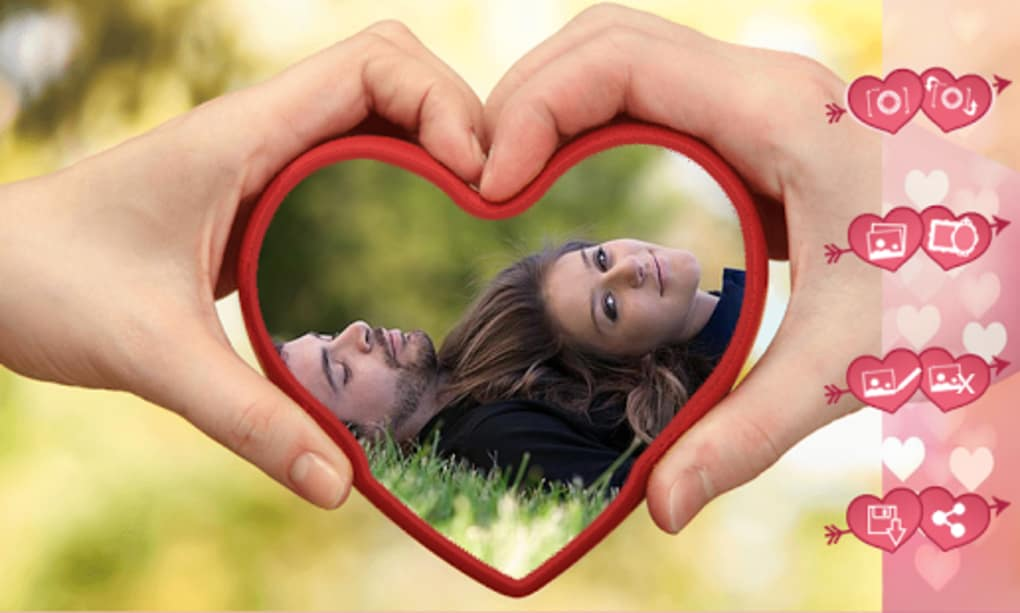 Love Frames Photo Editor for Android - Download