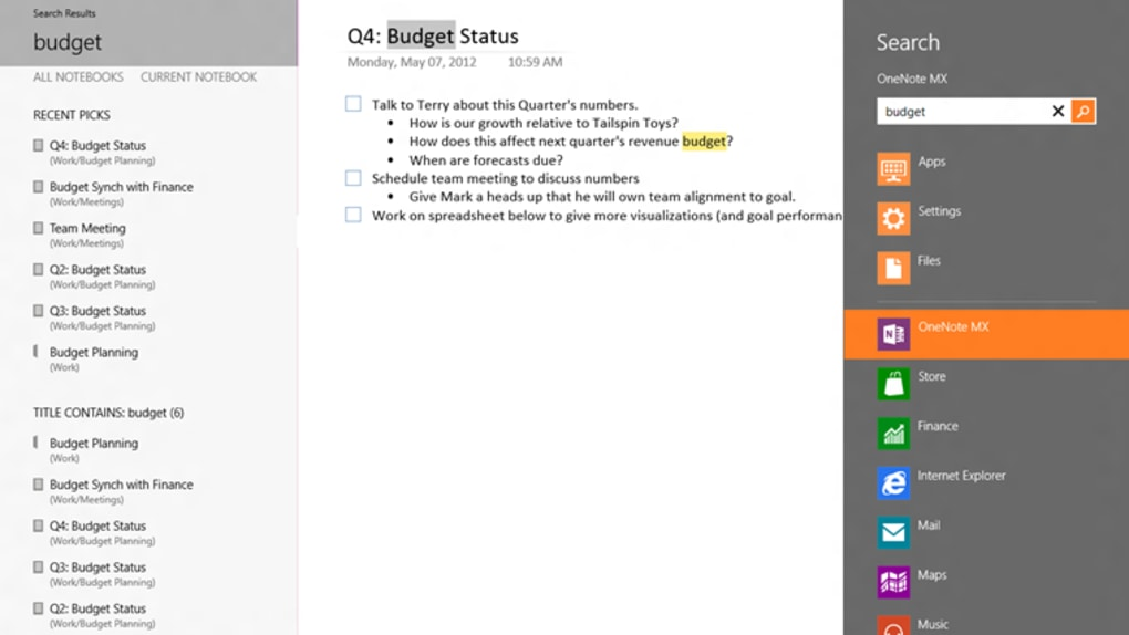 OneNote for Windows 10 (Windows) - Download