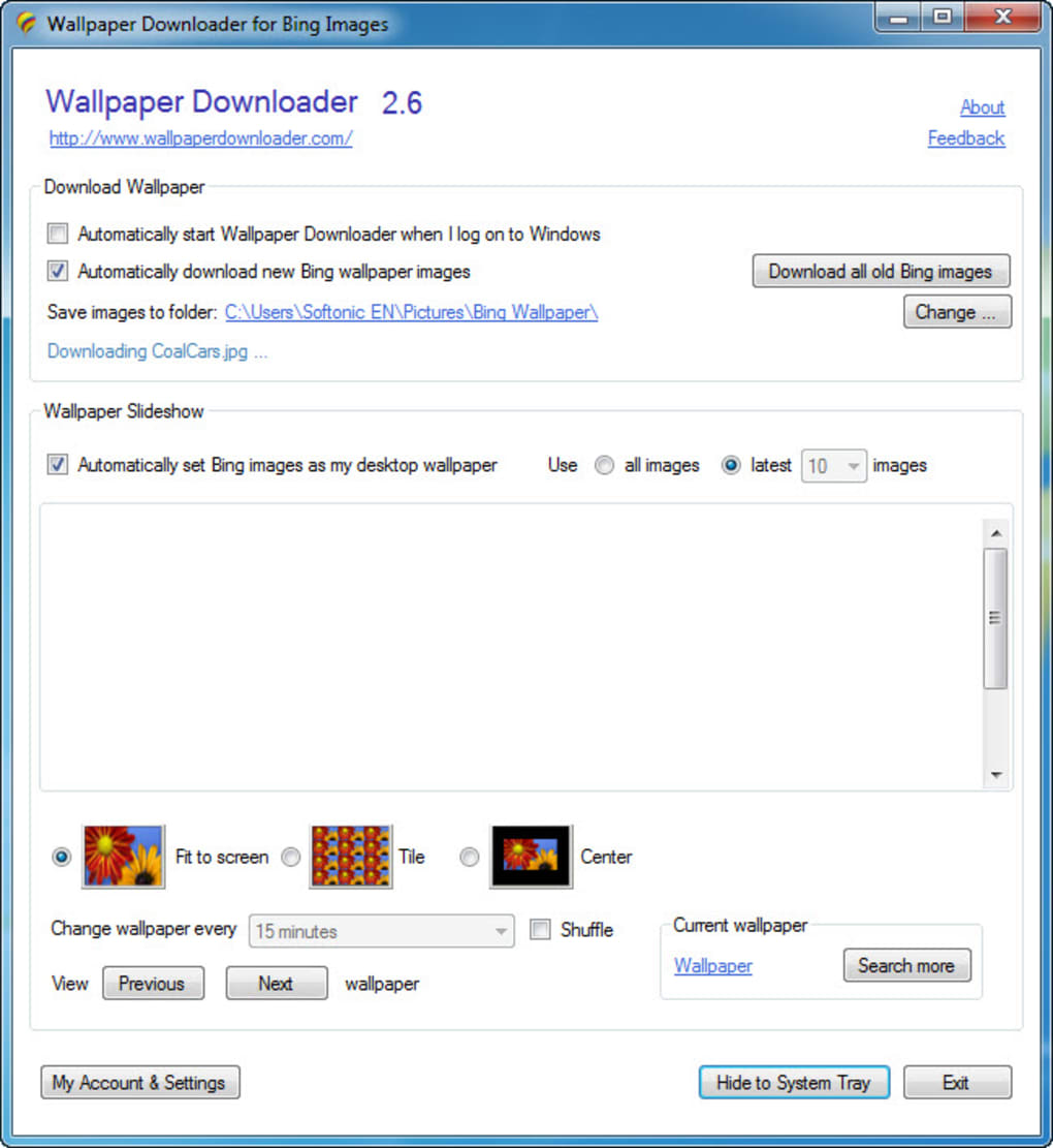 Wallpaper Downloader Download