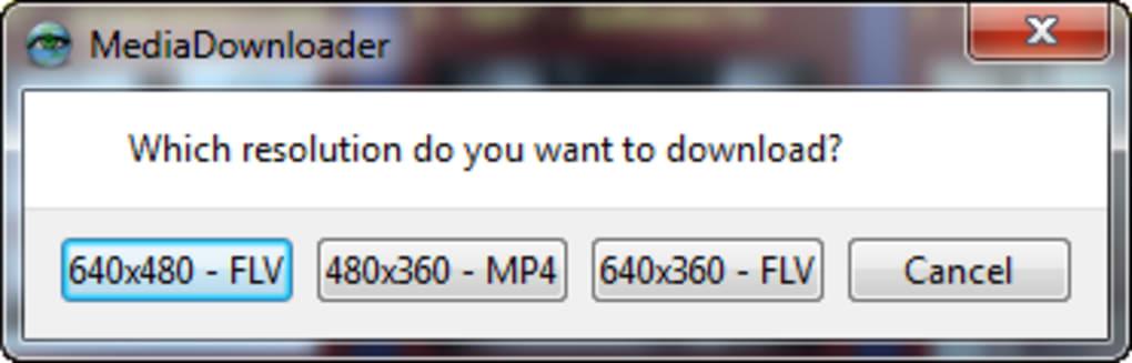 Media Downloader - Descargar