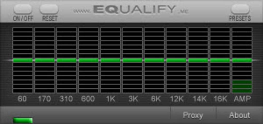 descargar ecualizador para pc windows xp gratis