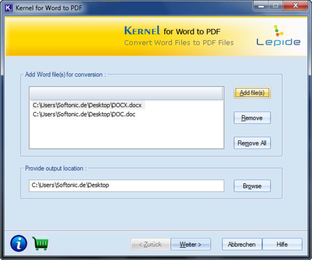 free doc to pdf converter download for windows 8