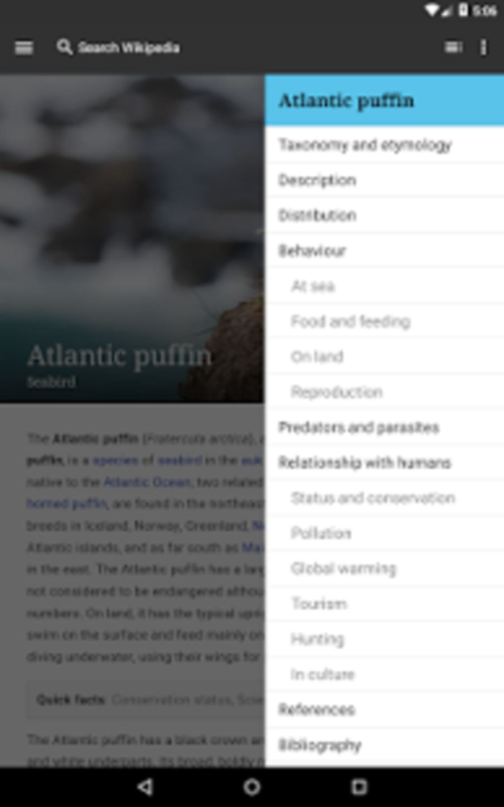 Wikipedia for Android - Download