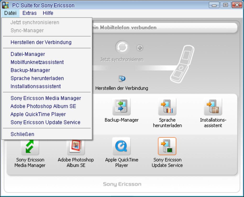 handy verwaltungssoftware pc kostenlos