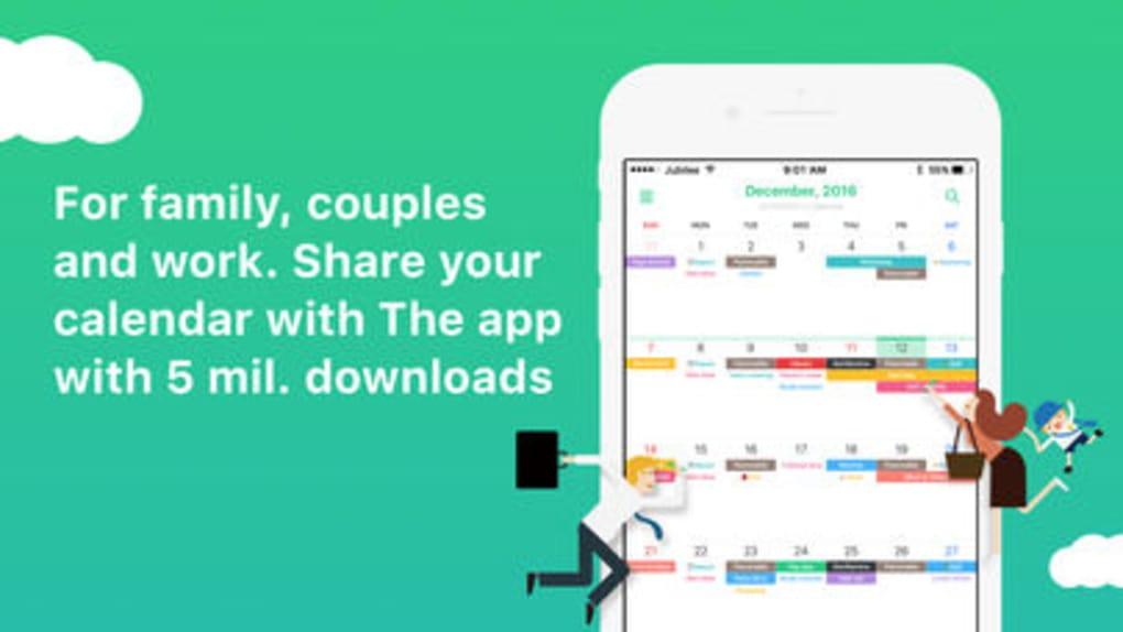 Free Shared Calendar.Timetree Shared Calendar For Iphone Download