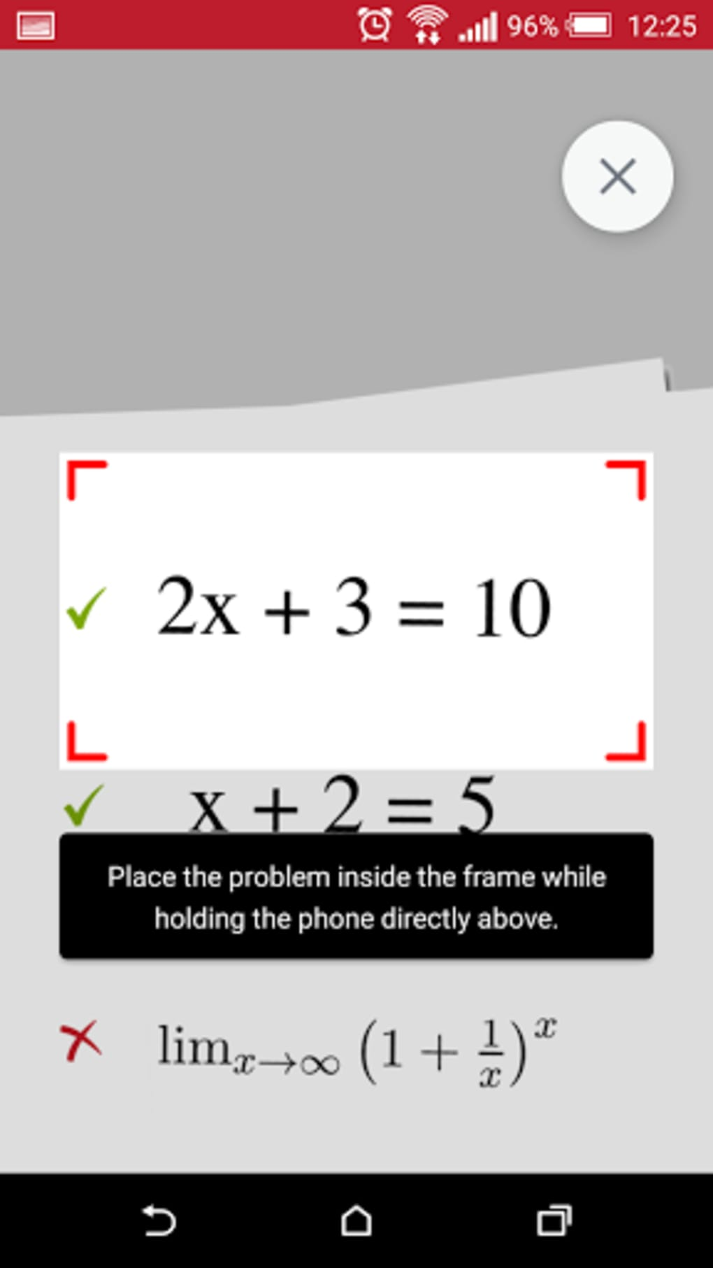 PhotoMath for Android - Download