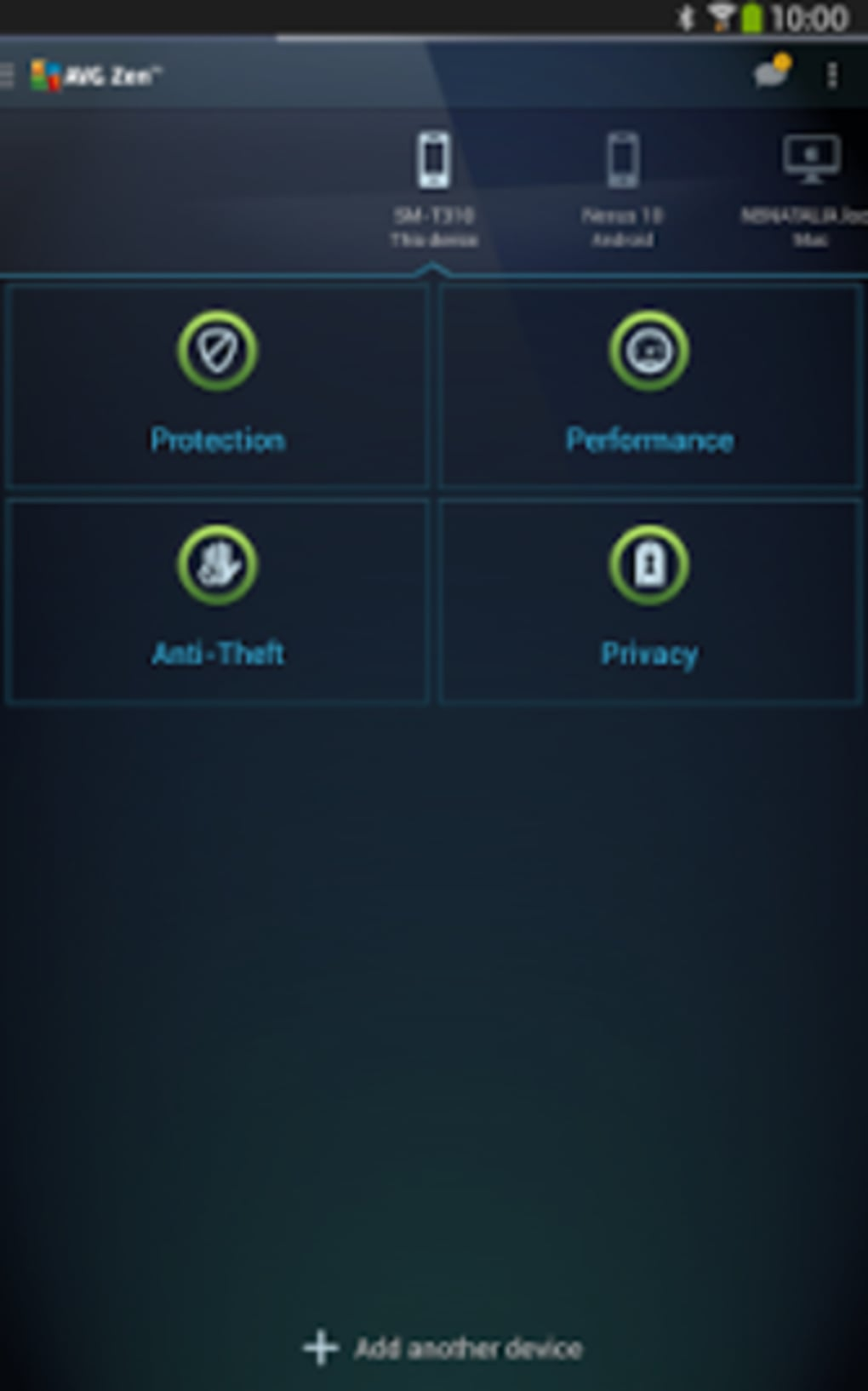 Avg zen admin console for android download - Android console application ...