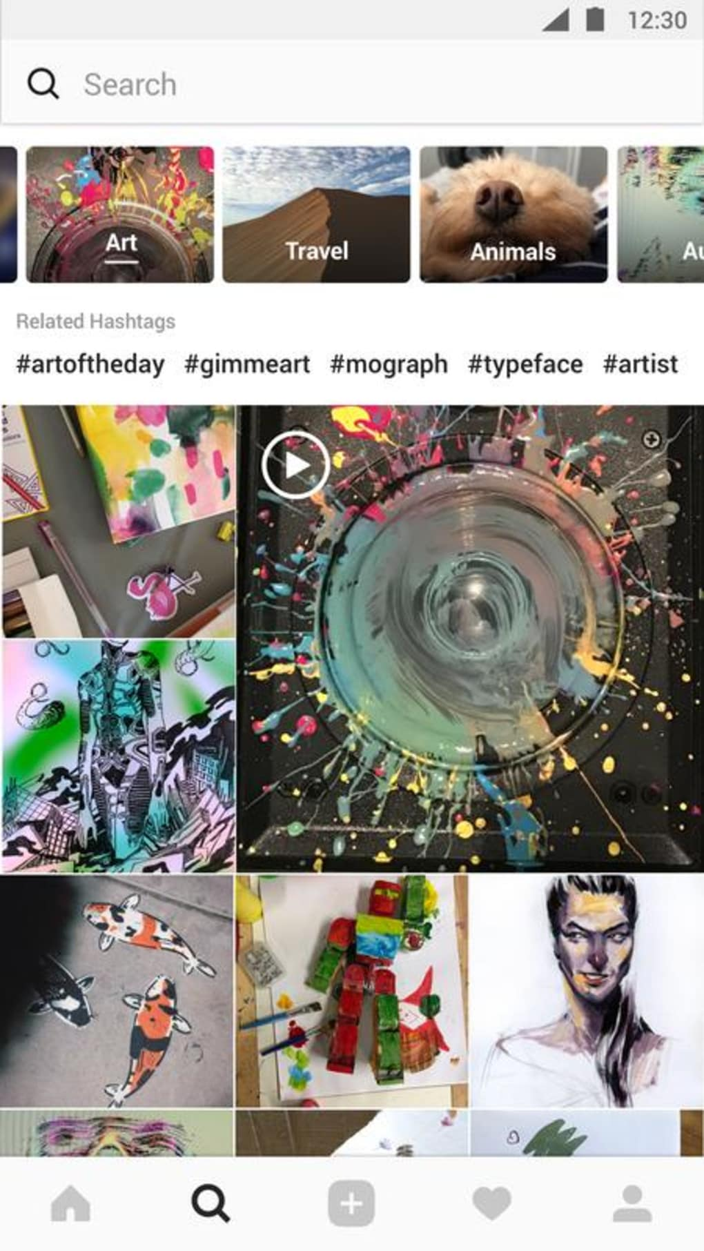 Instagram for Android - Download