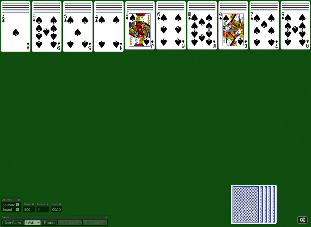 Spider Solitaire Windows Xp Download Deutsch