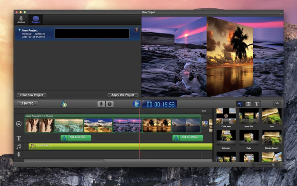slide show program for mac