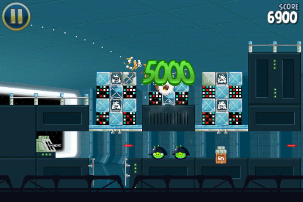 Angry birds star wars para iphone download - Angry birds star wars 7 ...