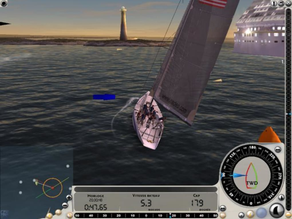 bateau virtual skipper 5