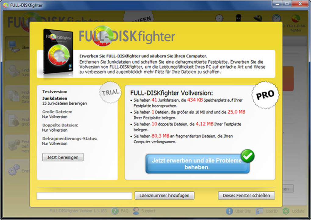 full diskfighter product key free