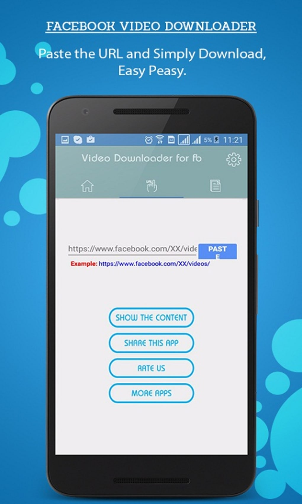 download video from facebook hd