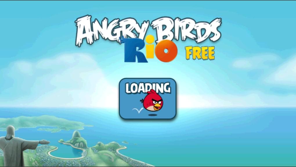 angry birds rio vollversion
